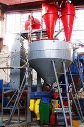 Комплексы для гранулирования и брикетирования биомассы