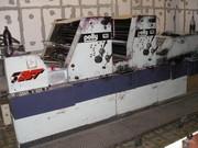 Продам офсетную машину Polly 725 (аналог Dominant 725),  1993 г.в.