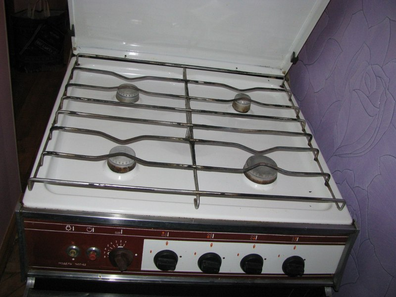 газовая плита брест 1457-02 ремонт