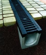 Система водовідведення,  водостоки,  бетонні жолуби Хмельницьк