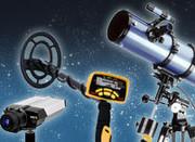Наблюдалкин,  широкий выбор телескопов,  биноклей
