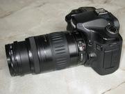Продам Canon 40d + Sigma 10-20mm 4-5.6 + Canon 90-300