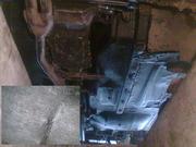 антикорозійна обробка днища кузова автомобіля та прихованих порожнин