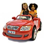 Внимание! Детский Электромобиль BMW B15 2 места-красный