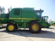 комбайн зерноуборочный JOHN DEERE T670I Год: 2009