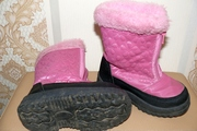 Продам детские зимние ботинки в хорошем состоянии
