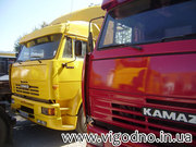 Распродажа КАМАЗ 5460,  тягачи Евро 2 в Украине