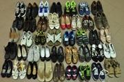 Обувь мужская,  женская,  детская лето микс,  на вес по 14 евро/кг.