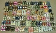 Обувь детская лето микс,  на вес по 22 евро/кг. Новая обувь.