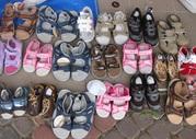 Новая детская обувь. Микс. Лето. Цена - 20 евро/кг