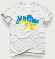 Модные футболки с яркими принтами. Европейское качеств