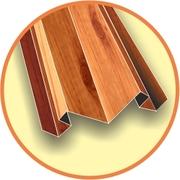 элементы к металлическому сайдингу блок хаус