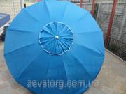 Зонт с серебрянным напылением