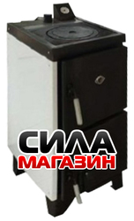 Котел твердотопливный с плитой Житомир АКТВ-14 (Атем)