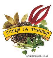 Спеції,  прянощі,  духмяні трави,  сушені овочі,  декоративні посипки.