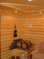 Блок хаус з сосни