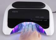 Новая модель профессиональной лампы-сушки для ногтей на 48 Ватт