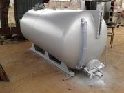 Асенізаторна вакумна цистерна для спецавтомобілів