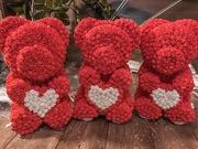 Купить, продам   мишку   из 3D роз (TEDDY BEAR) в Хмельницком
