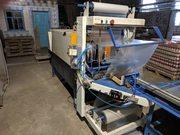 Упаковочна машина УМТ-600М (модифікована в полуавтомат)