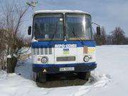 Автобус ТАД-3205 (аналог – ПАЗ 3205)